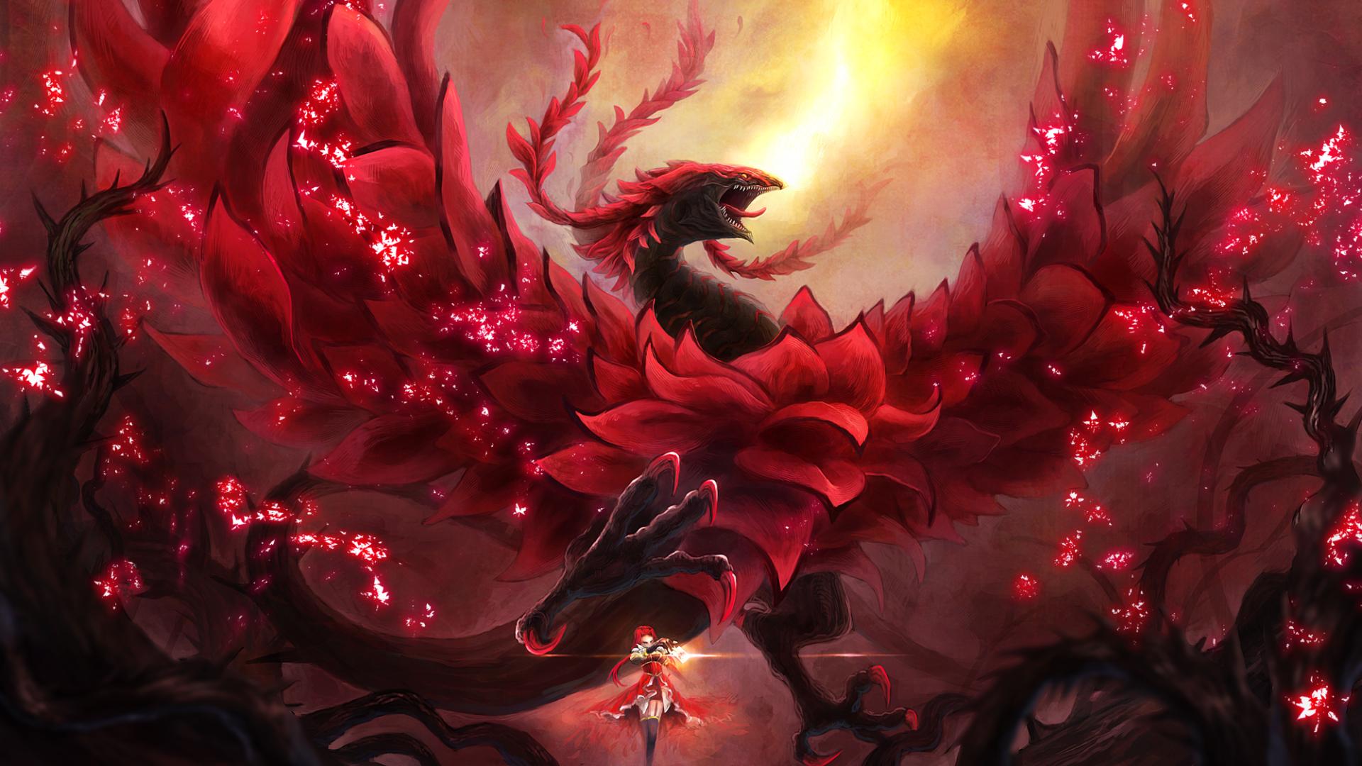 Pin By Iridi On Legend Black Rose Dragon Yugioh Black Rose