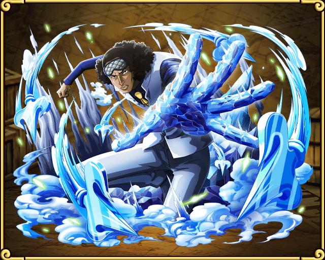 Aokiji Ice Man   One Piece Treasure Cruise Wiki   FANDOM ...
