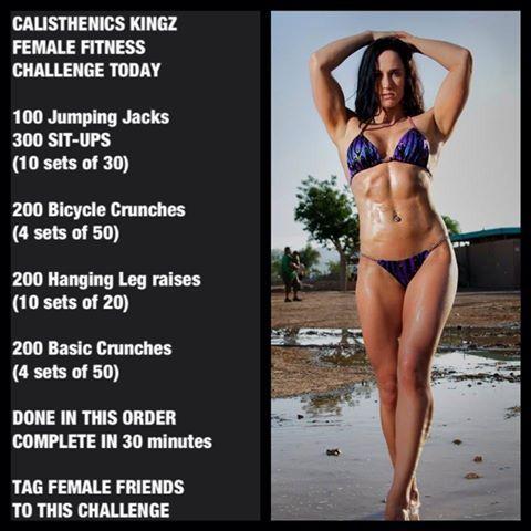 Calisthenics kingz diet