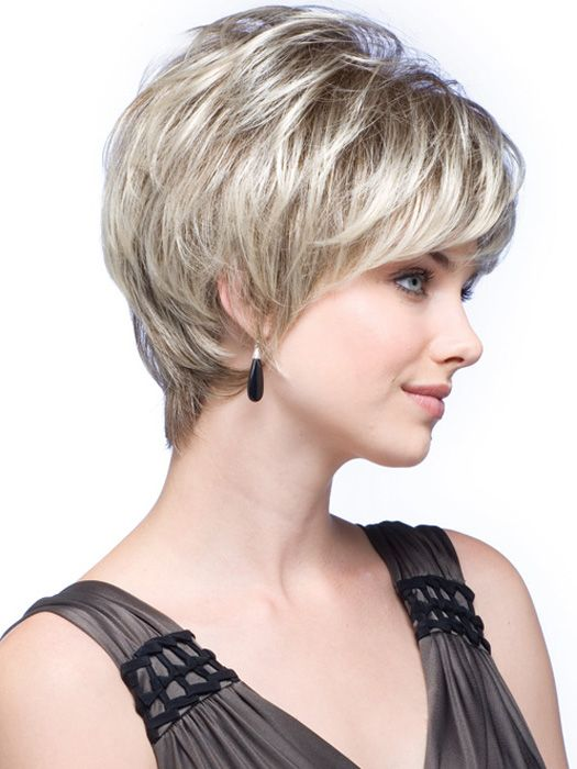 Megan Synthetic Wig (Basic Cap) en 2019 Cheveux