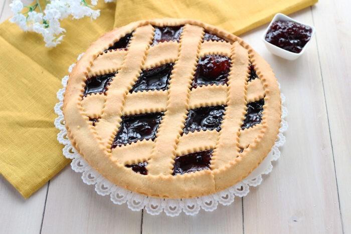 Crostata Di Marmellata Fatto In Casa Da Benedetta Rossi Ricetta Nel 2020 Crostate Di Marmellata Dolci Crostata
