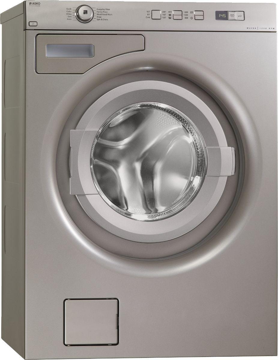 W6424 Asko Appliances Usa Front Loading Washing Machine Washing Machine Front Loader Washing Machine