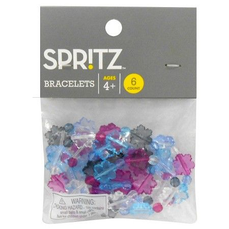 Bracelets Snowflake 6 Ct Spritz Target Frozen Party