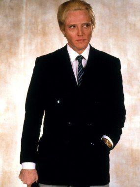 Christopher Walken As Max Zorin With Images Christopher Walken