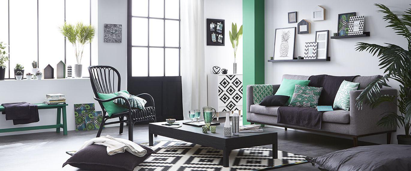 Ide dcoration salon stunning decoration maison with ide for Ide decoration interieur