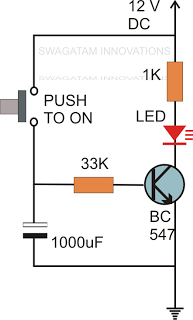 Simple Delay Timer Circuits Explained | Homemade Circuit Projects ...