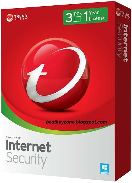 Trend Micro Internet Security Serial Number Free For 1