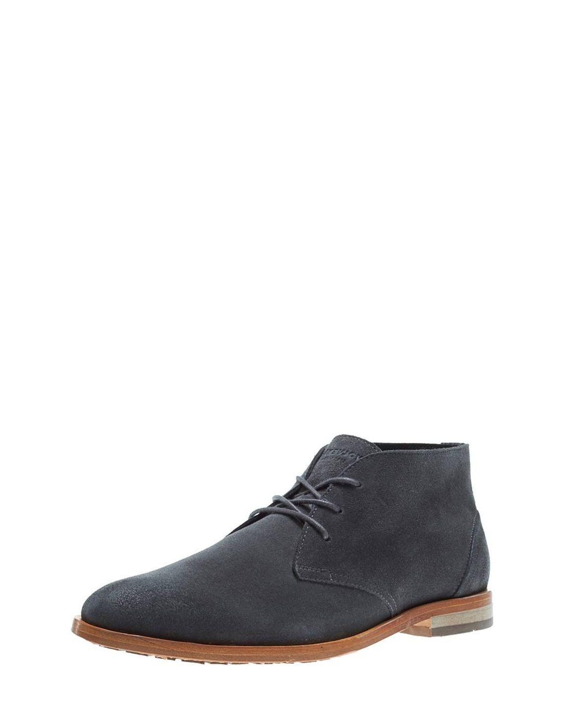 0514a857f24 Wolverine Marco Chukka Grey Suede – Rowan Sky | Fashion | Boots ...
