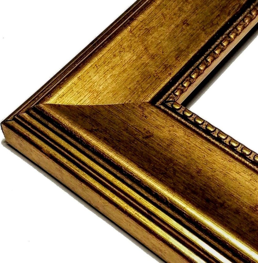 Italian GOLD Picture Frame, Antique Gold Photo Frame, Ornate Gold ...