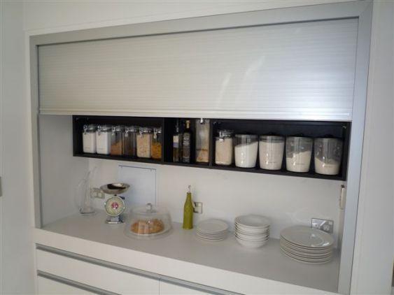 Image Result For Kitchen Roller Door Roller Doors Kitchen Shutters Kitchen Pantry Doors
