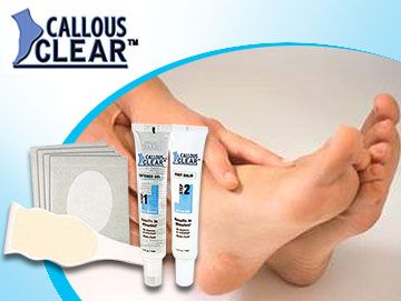 Where To Buy Callous Clear Callous Clear Foot Callus Clear How To Apply
