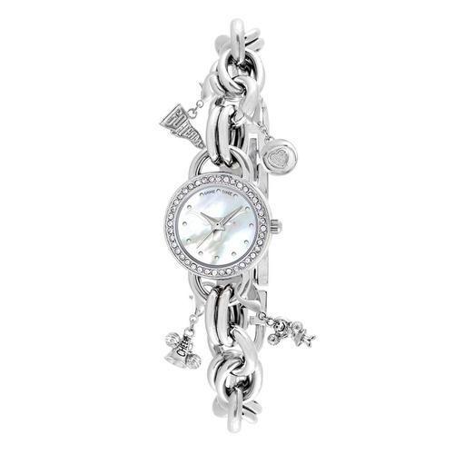 University of Texas Longhorns Charm Bracelet Watch