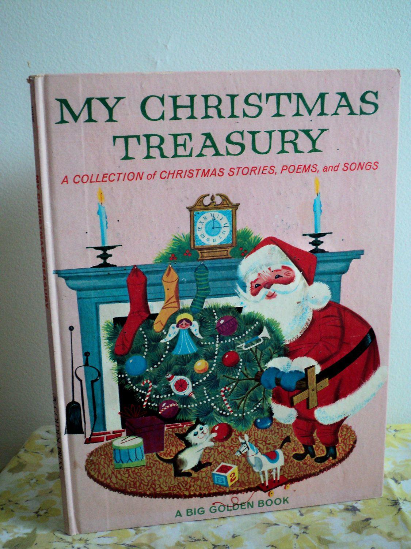 My Christmas Treasury Big Golden Book