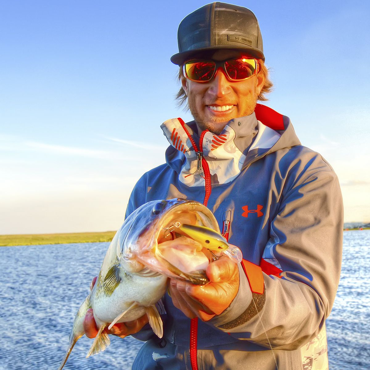 How to Catch Cold Front Florida Strain Bass (With images