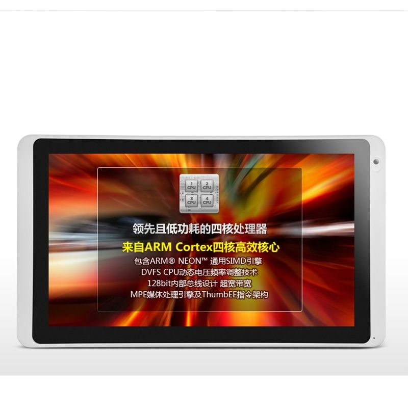 "Ramos W27Pro 16GB Tablet PC Android 4.1 10.1"" 1024x600 Quad Sales Online - Tomtop.com"
