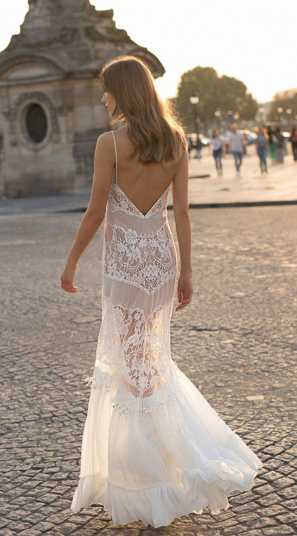 Eisen Stein 2018 Wedding Dresses – Blush Bridal Collection