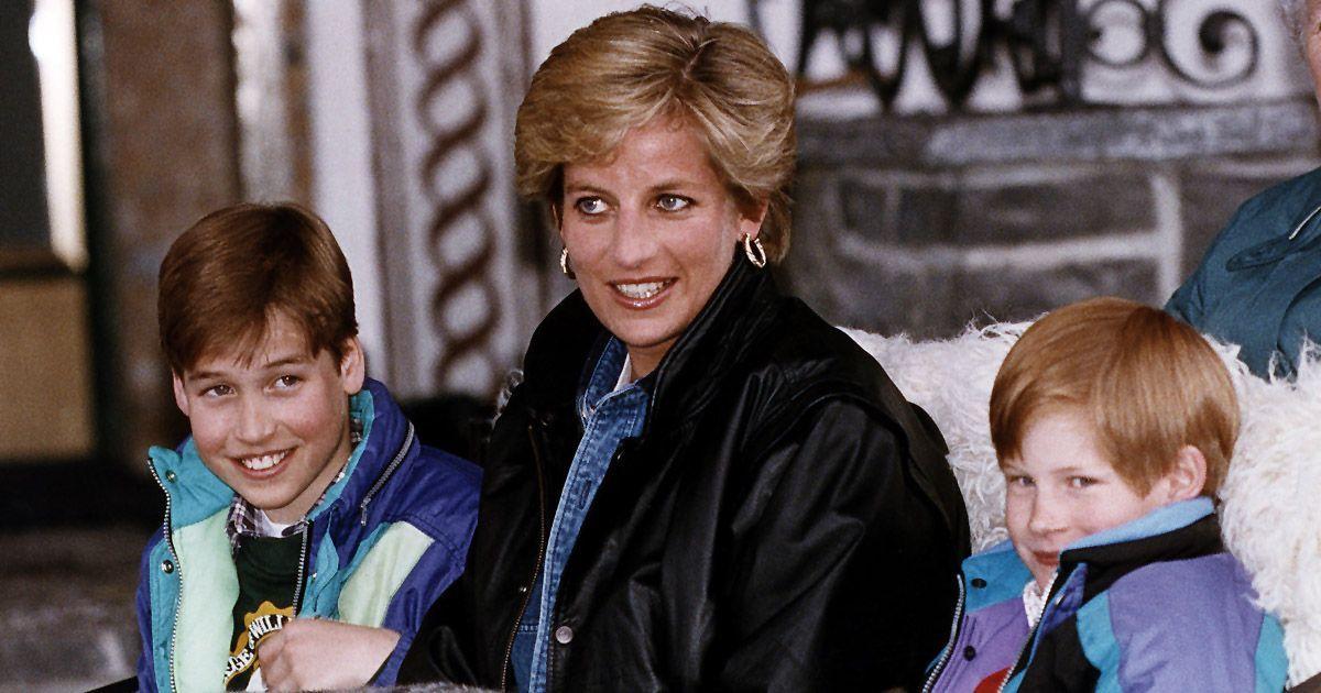 Prince Charles Forbid His Sons to Show Emotion at Princess