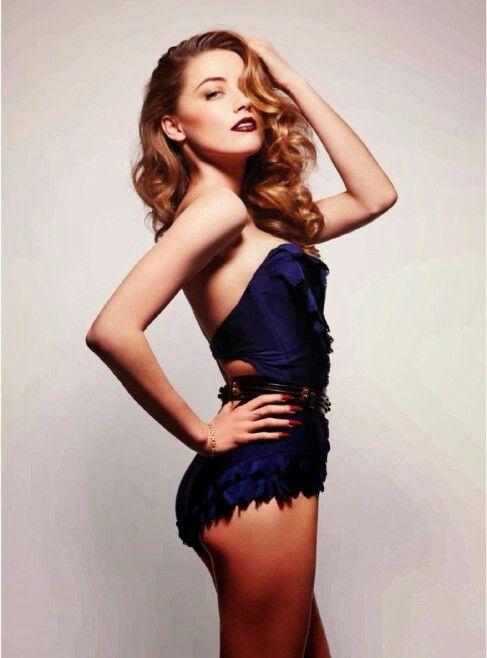 Wonderful beauty Amber Heard