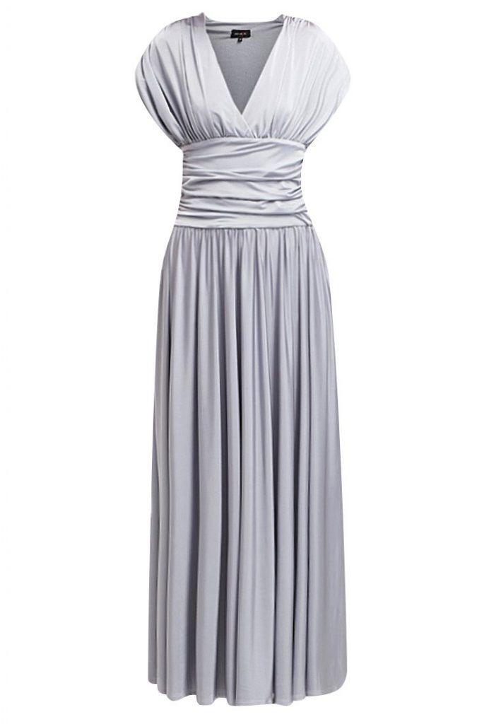 Damen CoutureOne ELISA Jerseykleid silber   Kleider & Röcke ...
