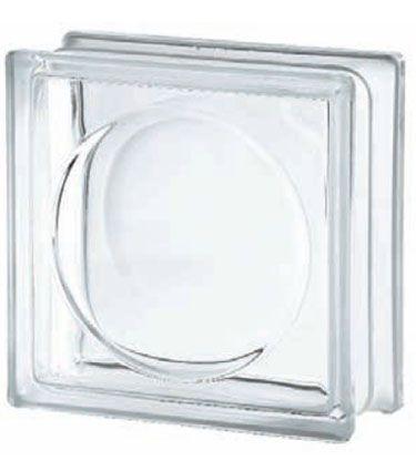 Pierre Chareau Maison De Verre Style Glass Blocks (10 Pieces) WALL