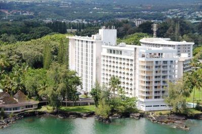 Naniloa Volcanoes Resort Hilo Hawaii Hotels Official Site Ocean Front Rooms