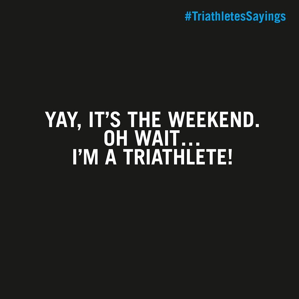 4a3a0091 You know you're a triathlete when weekends = more time to train! 🏊🏼 ♂  🚴🏽 ♂ 🏃🏽 ♂ #arenaTriathlon #arenawaterinstinct