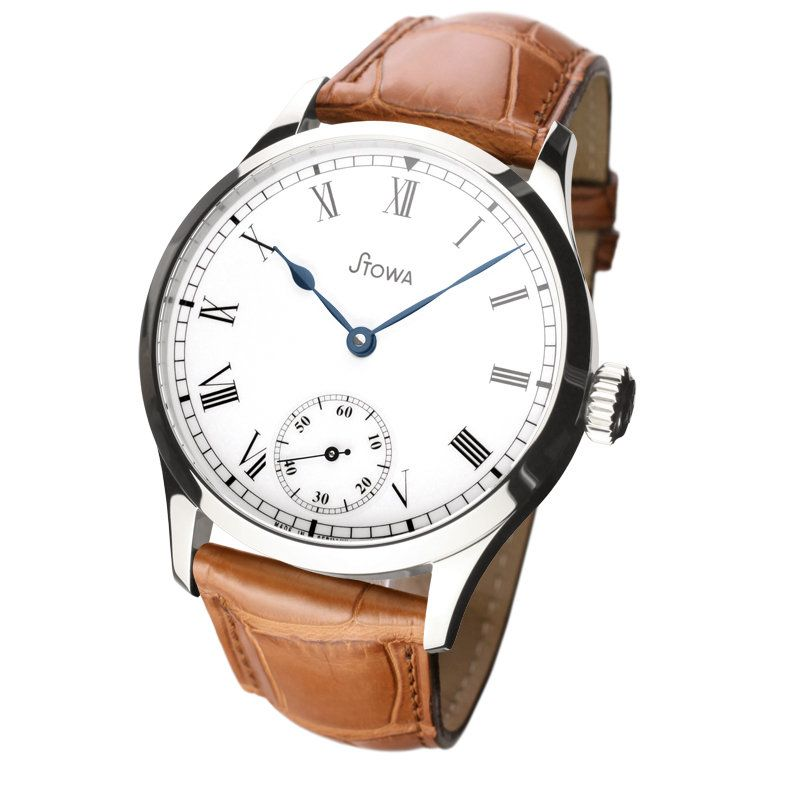 Stowa - Marine Original polished white roman numerals  721ced546a0