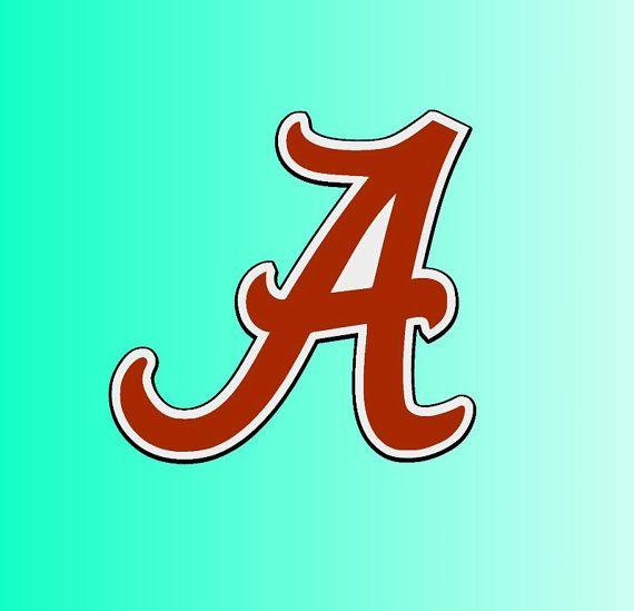 Alabama Crimson Tide Logo Svg Files For By Ohthisdigitalfun