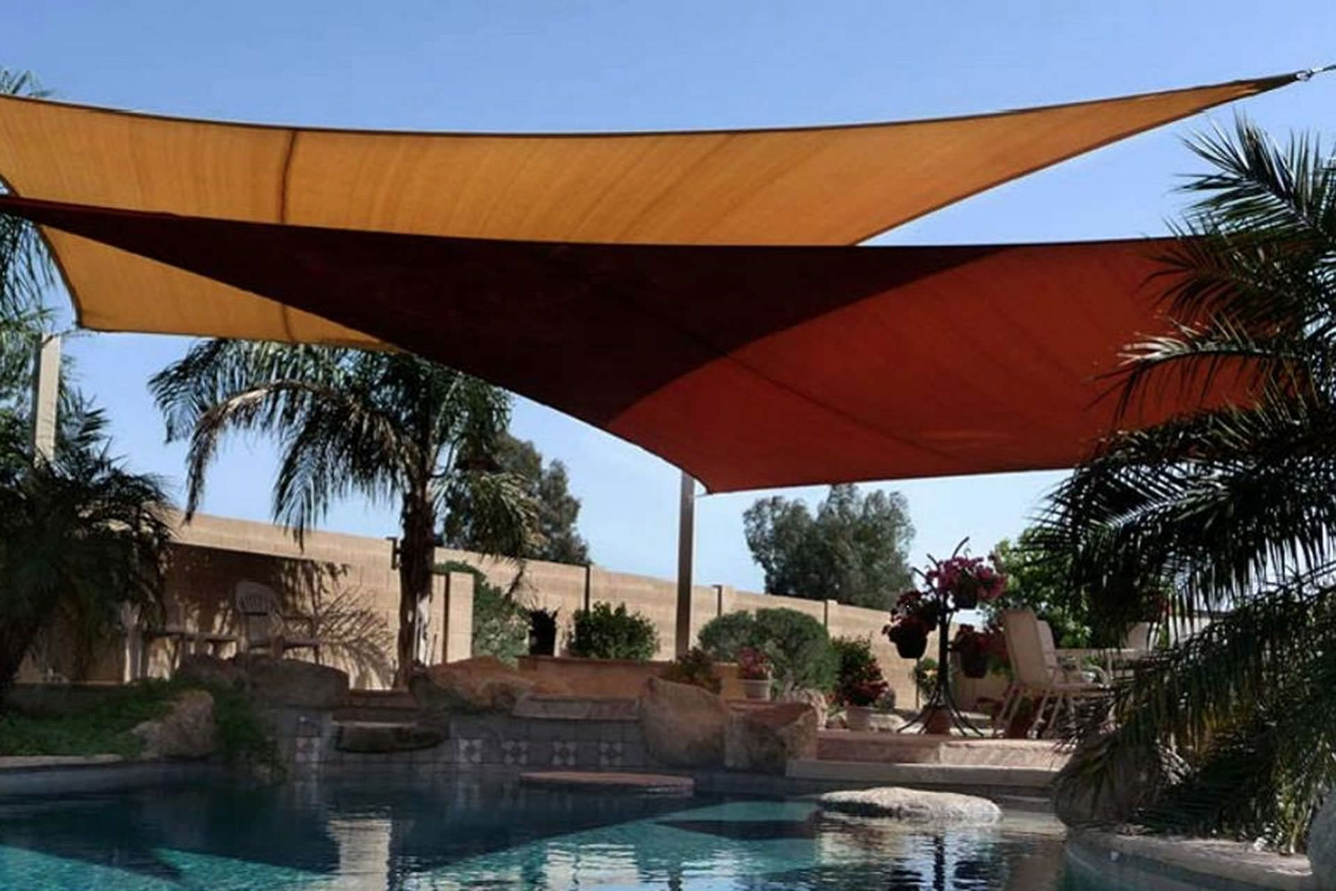 Pool Shade Ideas 7 Ways To Cover Your Swimming Pool In