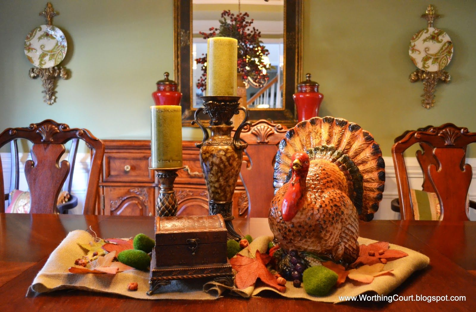 Decoration, Interior Inspiring And Remarkable Vintage Luxurious  Thanksgiving Dining Table Centerpiece Decoration Beautiful Thanksgiving Table  Centerpiece ...