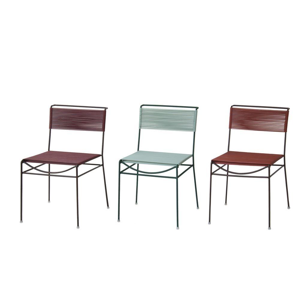 Cadeira Spaghetti - FJ Pronto pra Levar! #design #brasileiro #móvel #madeira #decoração #fernandojaegerdesign