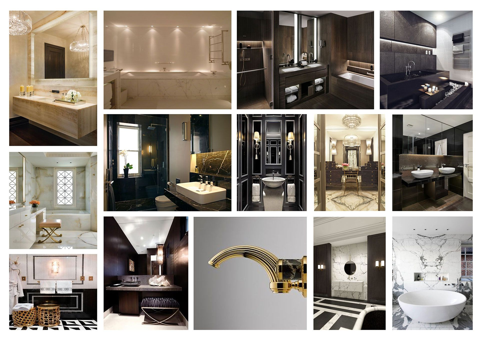 bathroom style mood board luxury inspiration interior design rh pinterest co uk