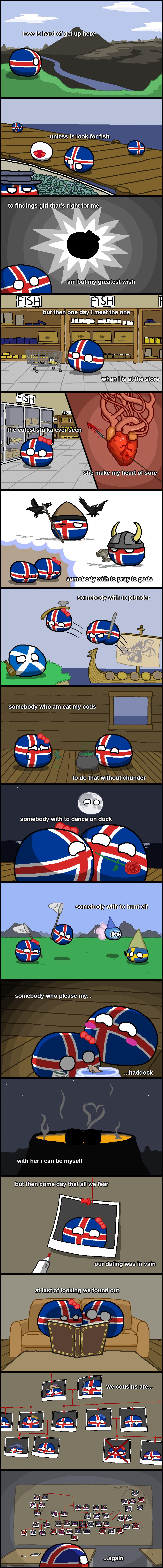 Icelandic love