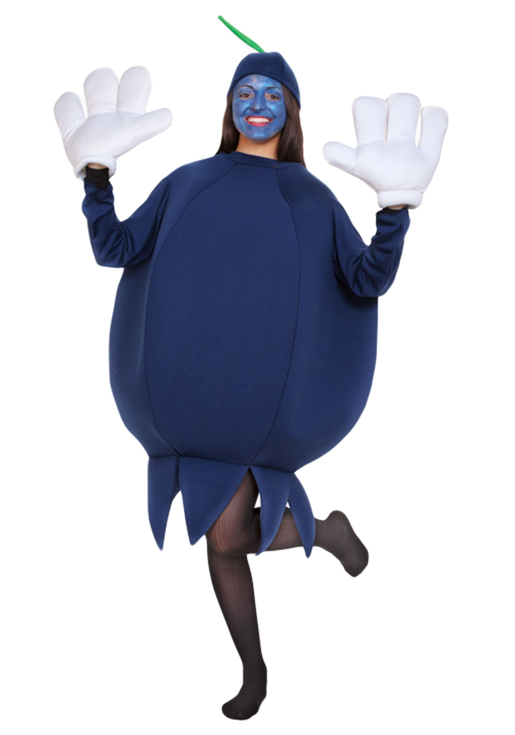 Adult Blueberry Costume | A Toddler Halloween | Pinterest ...