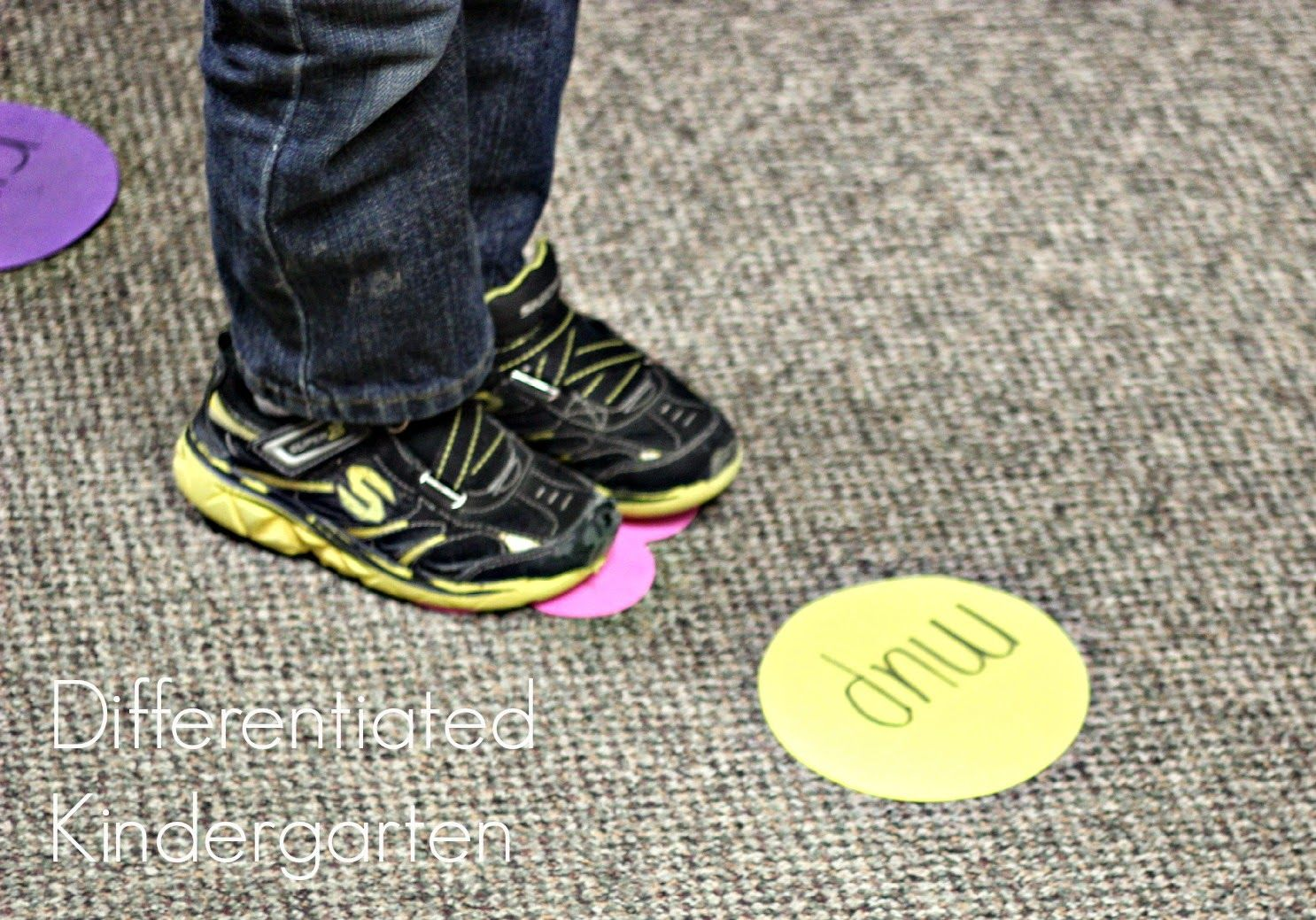 Get Em Moving With Nonsense Word Fluency Fun From A