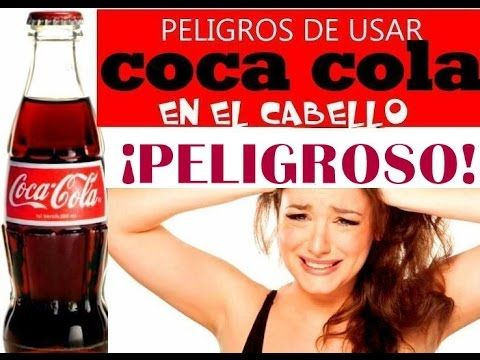 Coca Cola Para El Cabello Para Que Sirve Pin En Hair