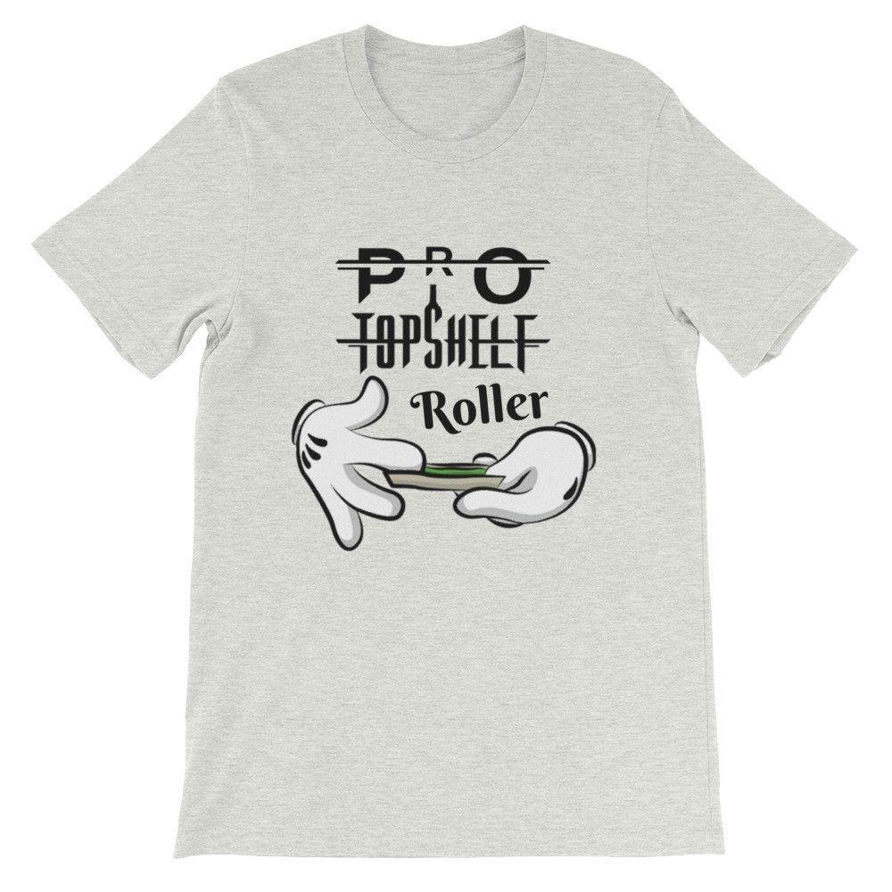 Pro Top Shelf Roller t-shirt