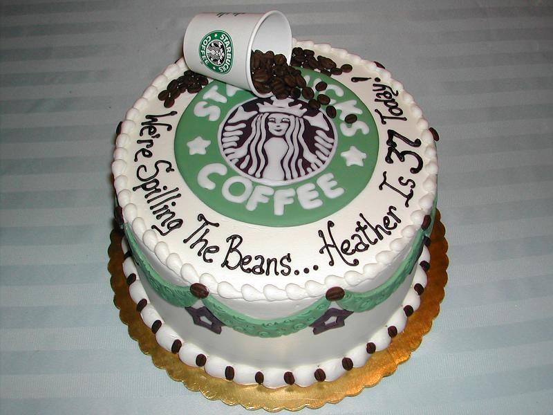Starbucks cake ! Starbucks cake, Sweet 16 cakes, Adult