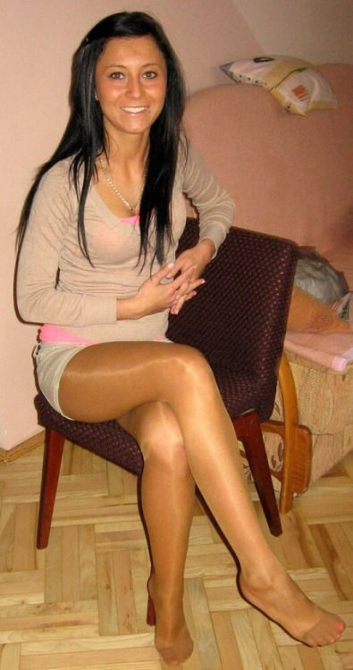 in Collants pantyhose girls amateur