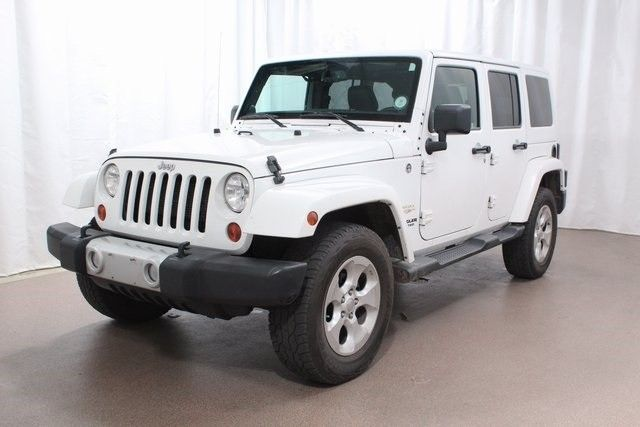 Used 2013 Jeep Wrangler Sahara Suv For Sale At Red Noland Preowned