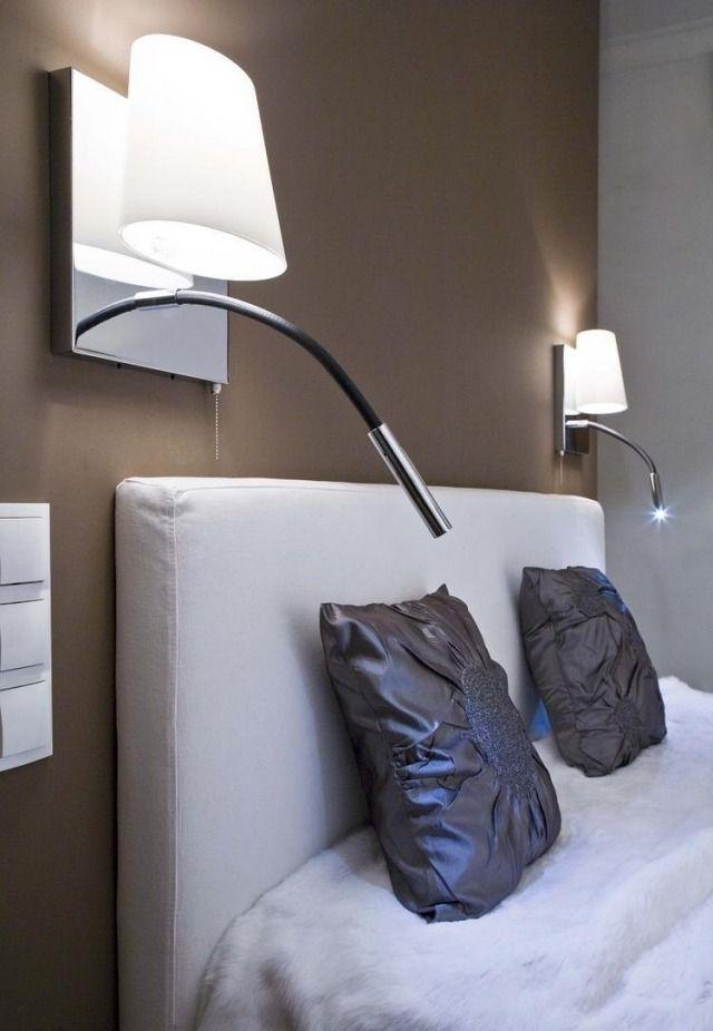 Best Placard Marron Fonce Chambre Images  Amazing House Design