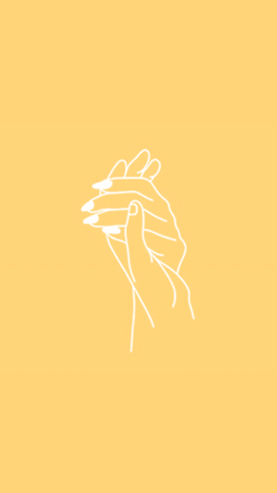 40 Love Wallpaper Iphone Yellow