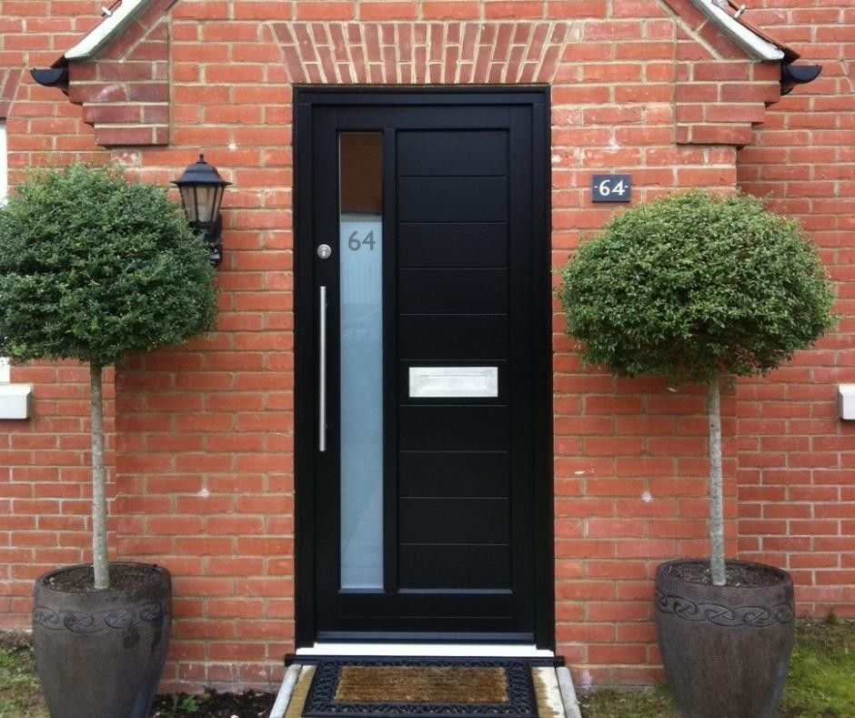 contemporary front doors - Google Search | Porch | Pinterest ...