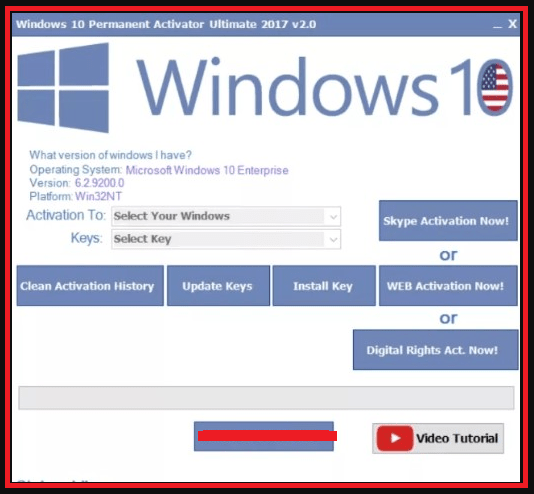 Windows 10 Loader Activator 100% Working | Mac Pc Software