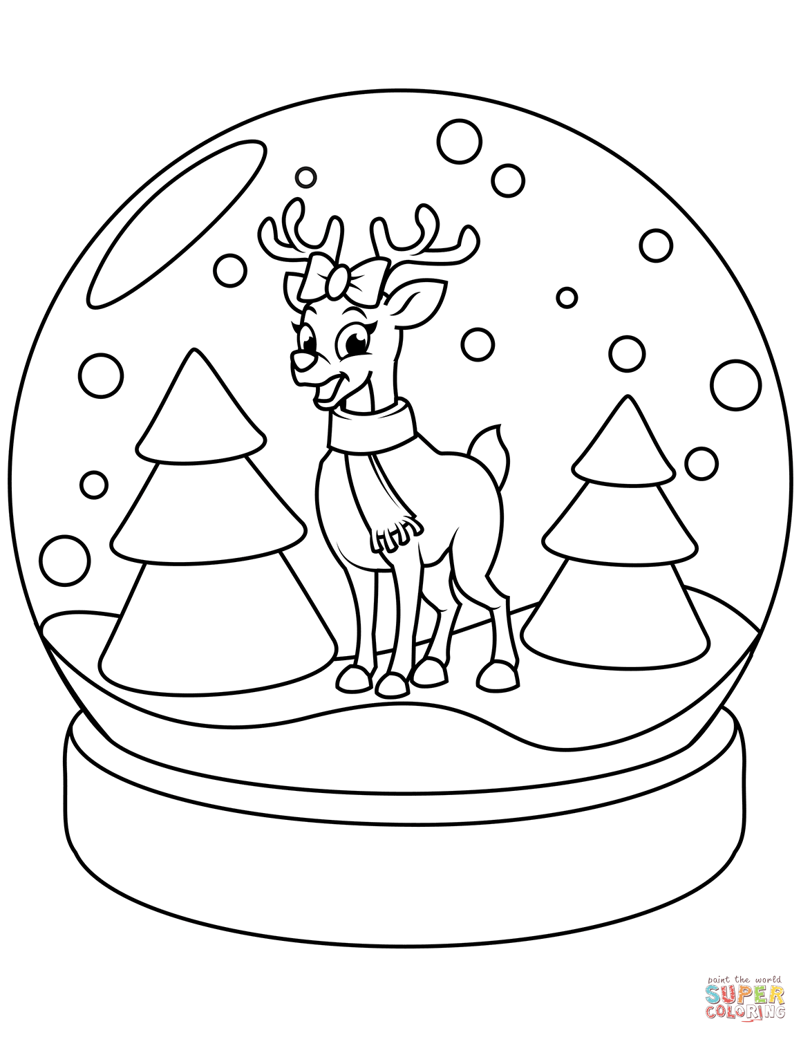 Vysledek Obrazku Pro Weihnachten Fensterbild Rudolph Coloring Pages Christmas Snow Globes Printable Christmas Coloring Pages