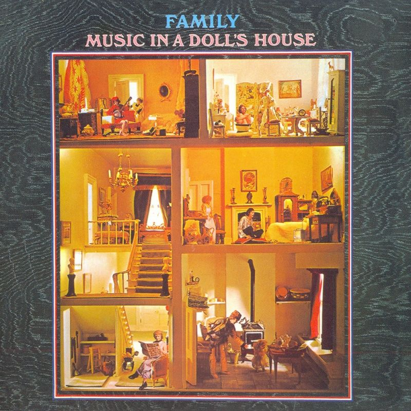 Family - Music in a Doll's House (1968)