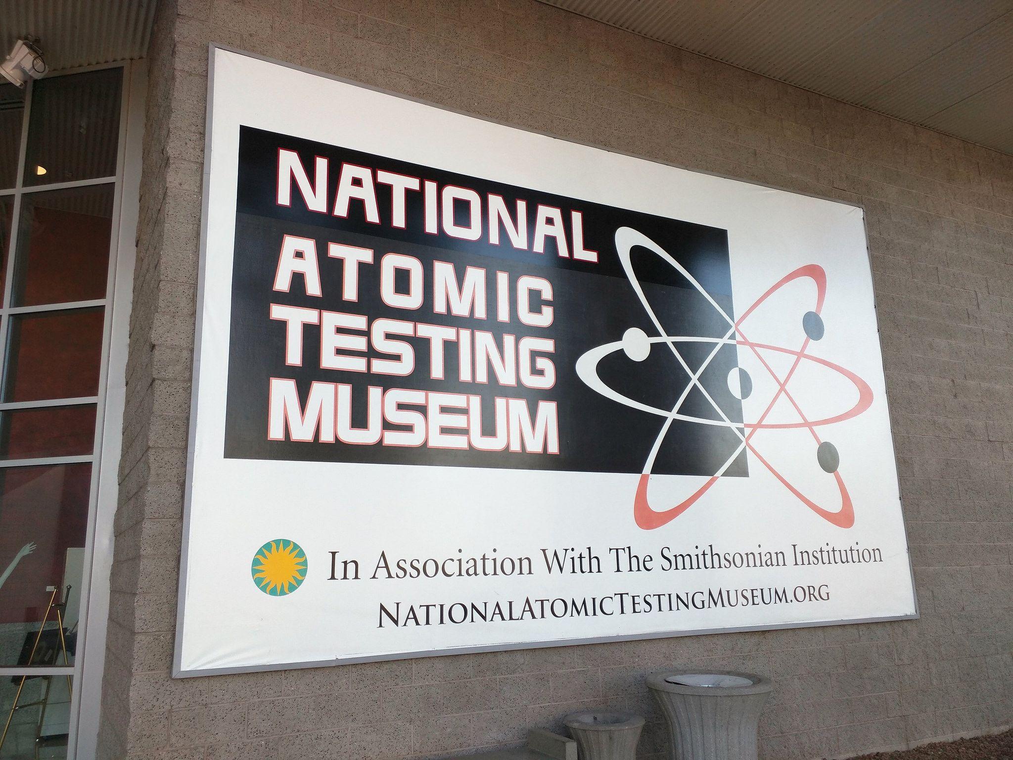 National Atomic Testing Museum Vegas