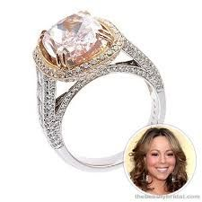 This Is Worth More Than 100 000 Celebrity Engagement Rings Celebrity Wedding Rings Mariah Carey Engagement Ring