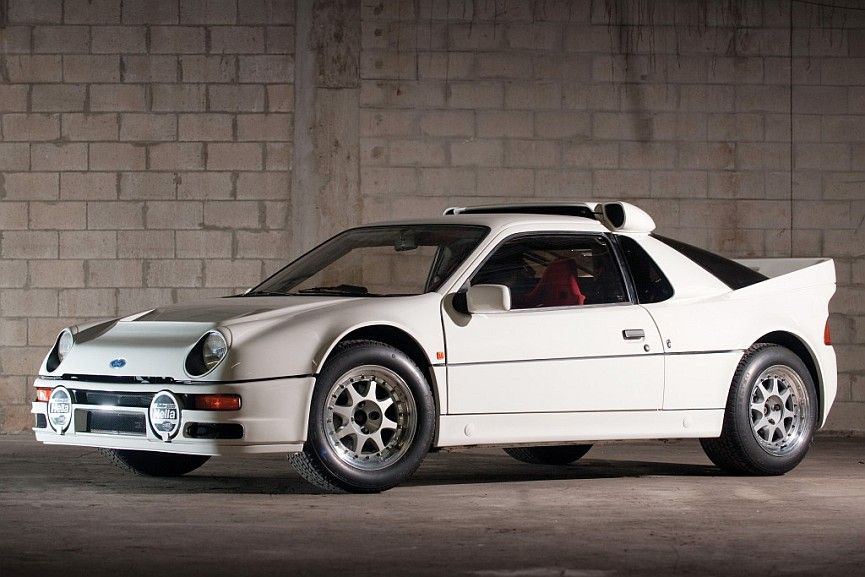 Ford Rs200 One Of The Fastest Accelerating Cars Ever In 2020