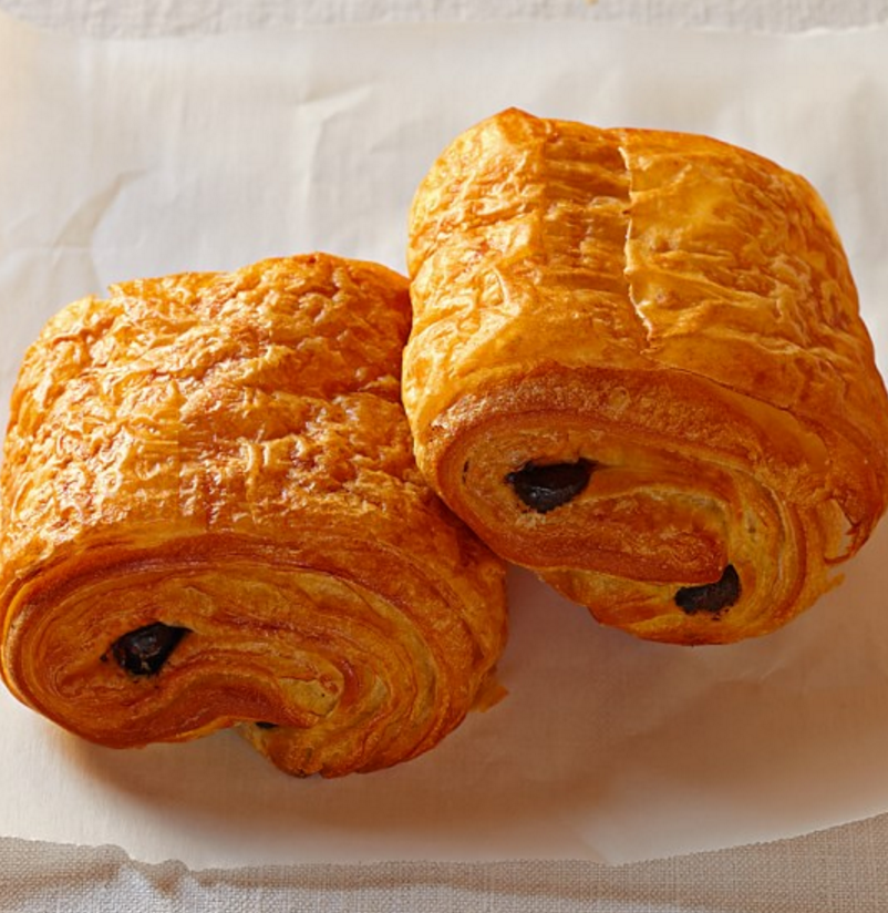 Chocolate Croissants, Set of 15